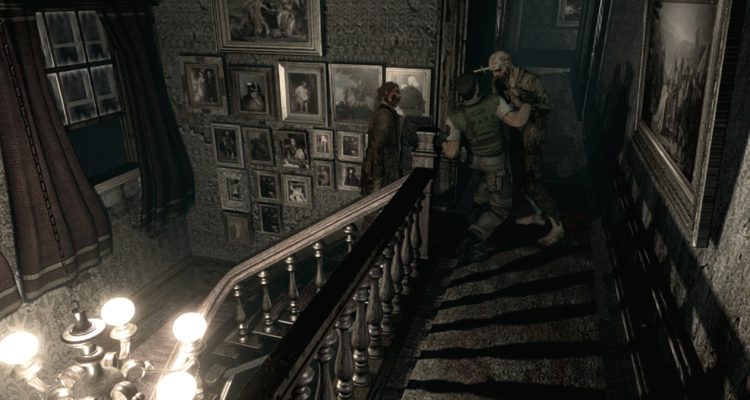 PlayStation Resident Evil Remastered