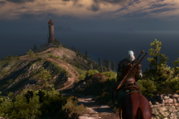 The Witcher 3 4K