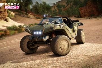 Forza H3 warthog