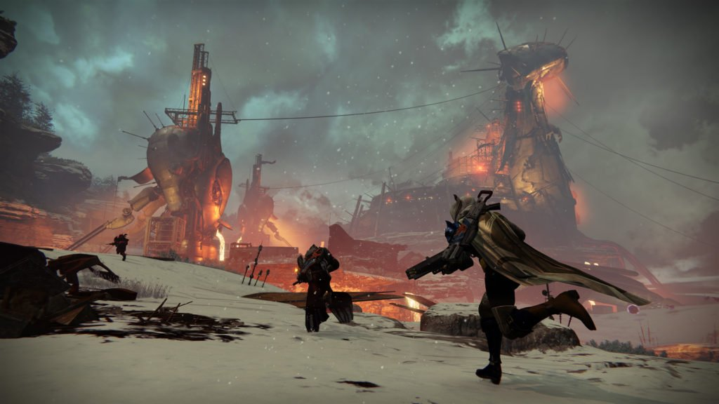 Gamescom 2016: Bungie Promises Destiny: Rise of Iron Vault Space Improvements