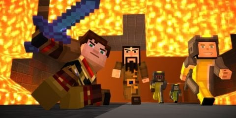 Minecraft Story Mode Episode 8