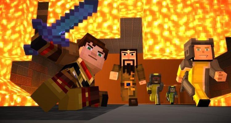 Minecraft Story Mode Episode 8