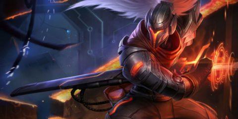 Riot, League of Legends