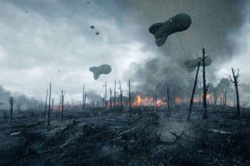 EA Dice, Battlefield 1, Cinematic