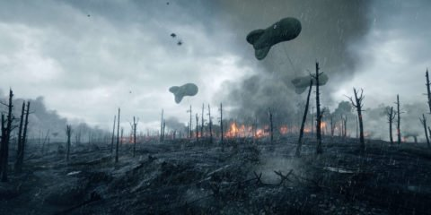 EA Dice, Battlefield 1, Cinematic