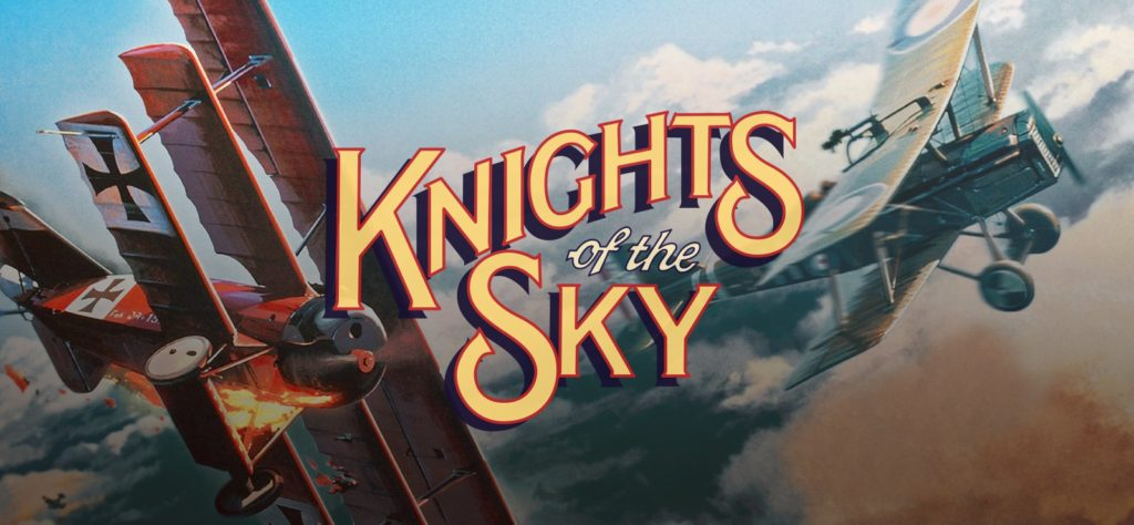 Knights of the Sky Steam Retro