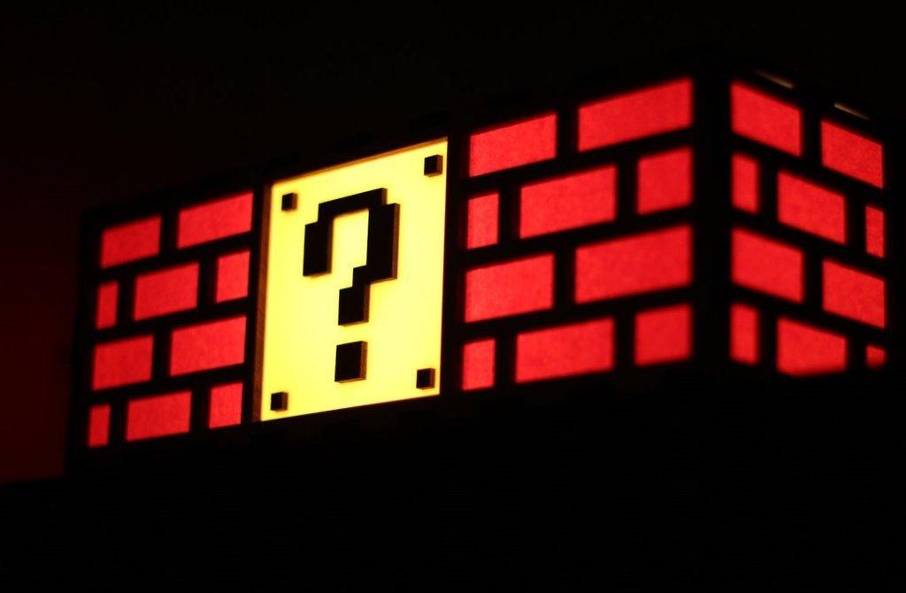 Mario Question mark