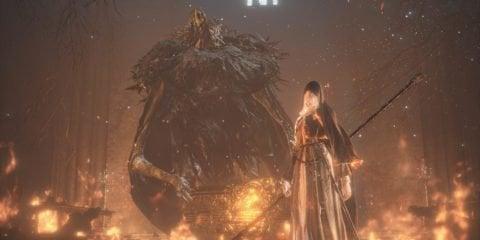 Dark Souls III Ashes of Ariandel Friede