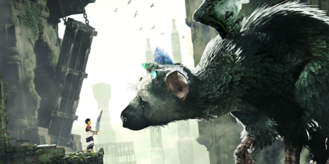 The Last Guardian feather