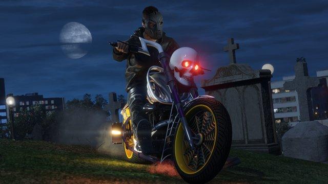 GTA Online, Grand Theft Auto, Halloween