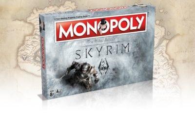 Skyrim: Monopoly