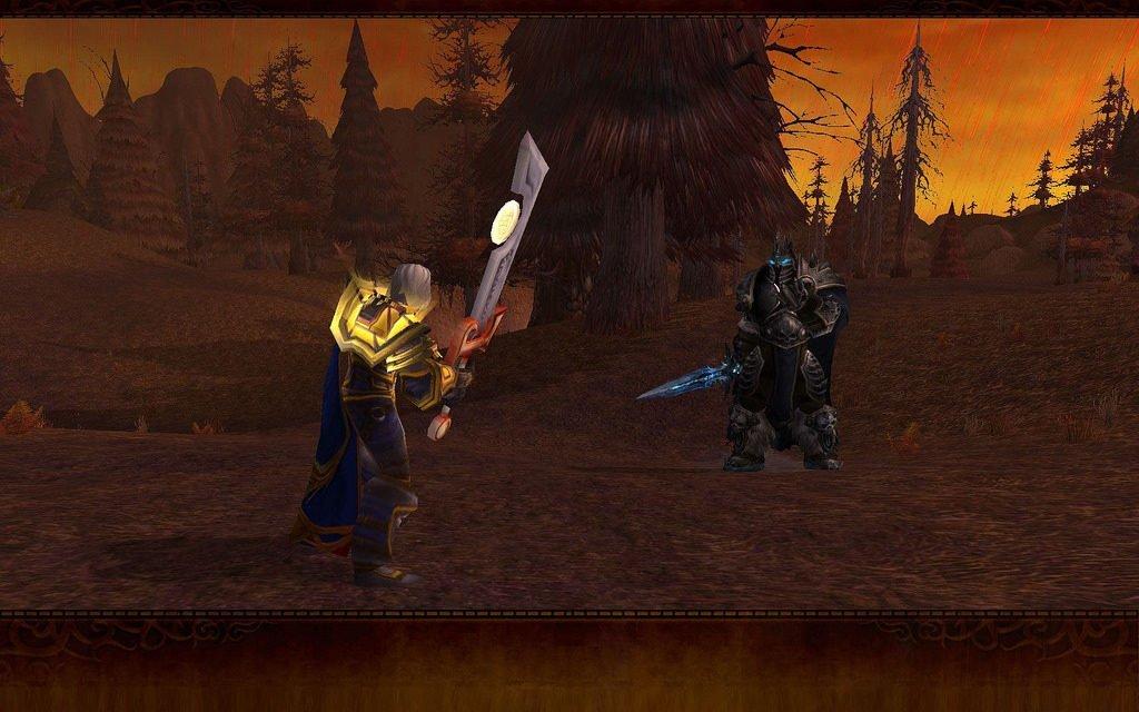 World of Warcraft Tirion