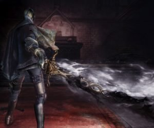 Dark Souls III Ashes of Ariandel Vilhelm