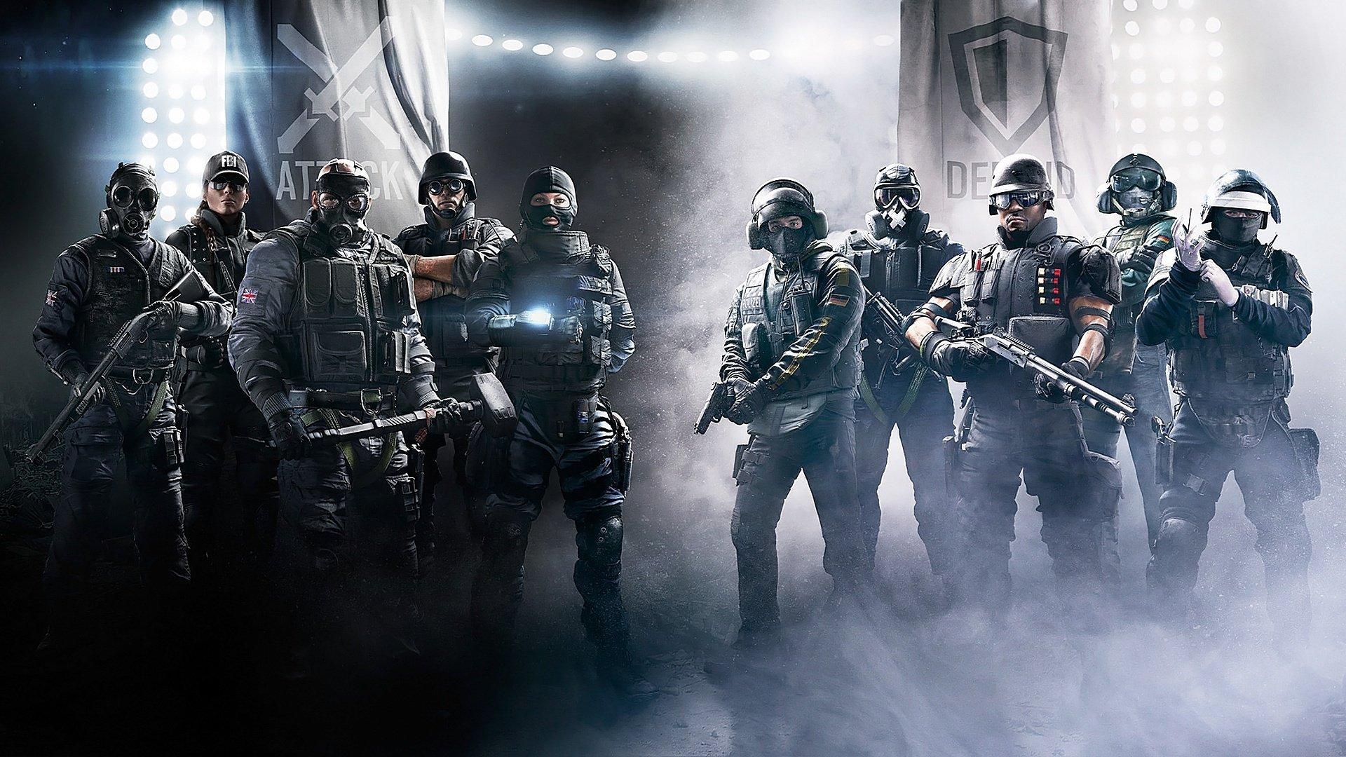 Rainbow Six Siege's next expansion heading to Japan | Gamespresso