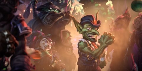 Mean Streets of Gadgetzan Hearthstone