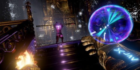 The SoulKeeper VR magic