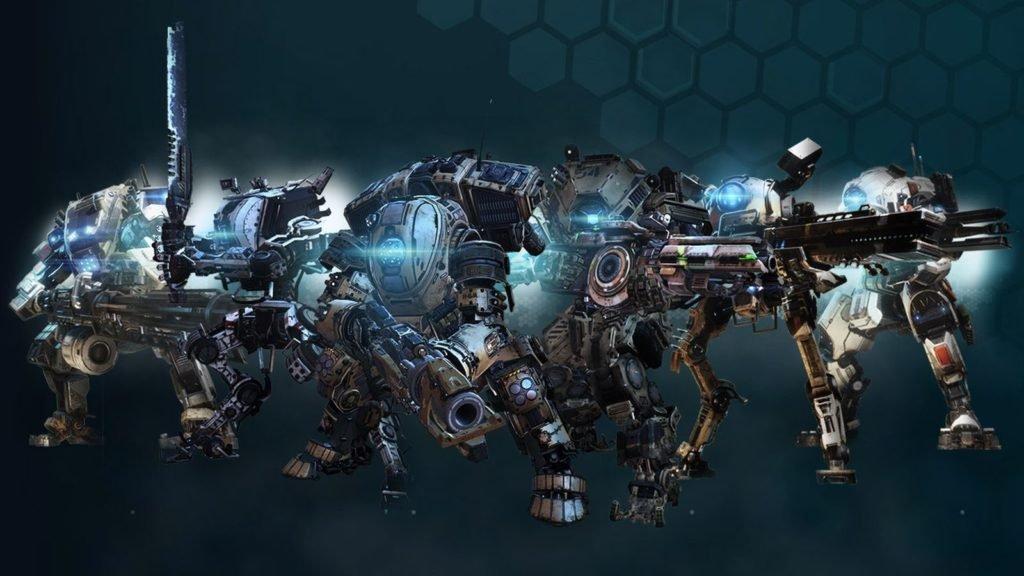 Titanfall 2 Titans