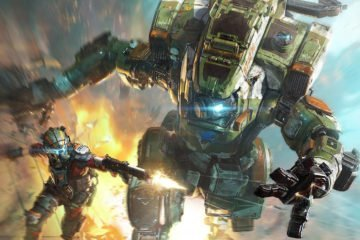 Titanfall 2 wallrun