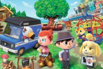 Animal Crossing New Leaf Update