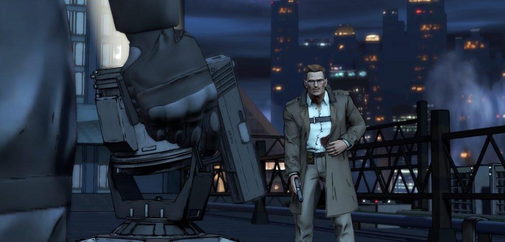 Batman- The Telltale Series Episode 5 City of Light
