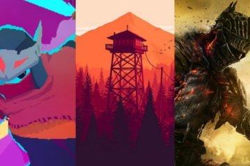 Best Soundtrack, Hyper Light Drifter, Firewatch, Dark Souls III