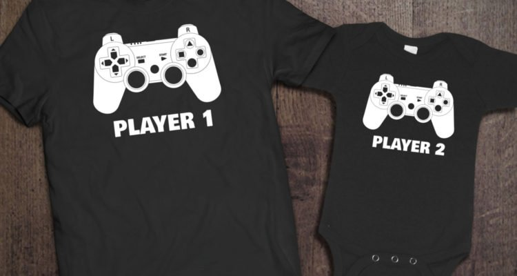 father son player 1 player 2