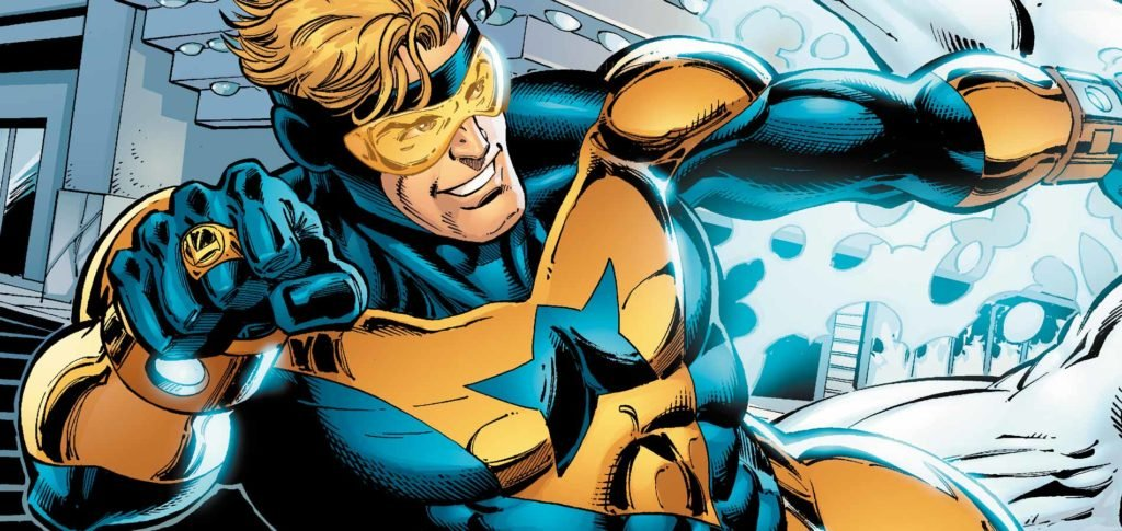 Booster Gold Injustice