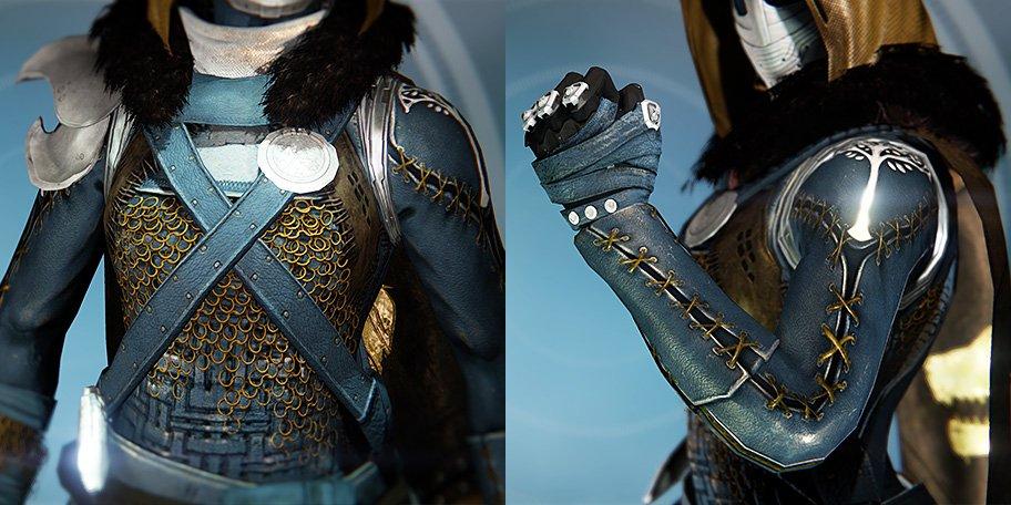 Iron Banner Hunter Armor