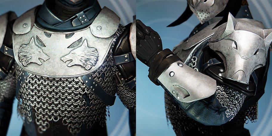 Iron Banner Titan Armor