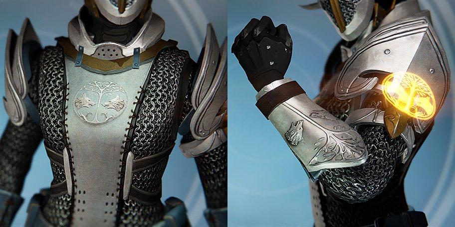 Iron Banner Warlock Armor