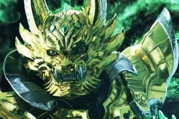 Garo x Final Fantasy XIV collaboration