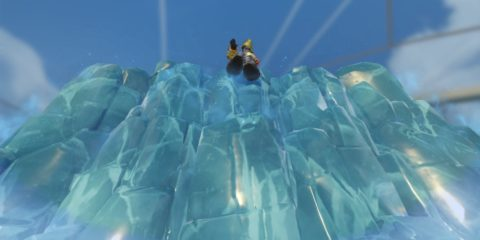 Overwatch Ice Wall
