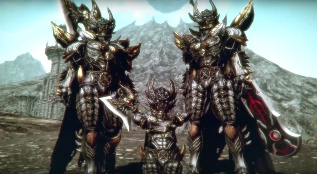 Final Fantasy XIV GARO