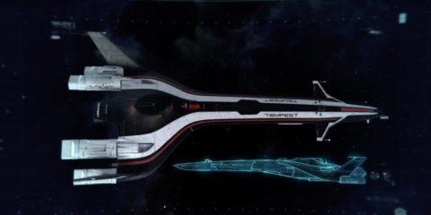 Mass Effect: Andromeda Tempest