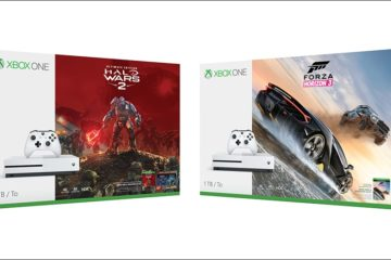 Xbox Halo Wars 2 and Forza Horizon 3 Bundles