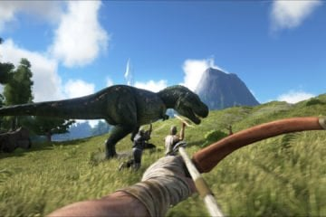 ark survival evovled