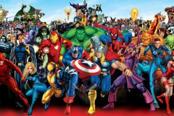 marvel roster