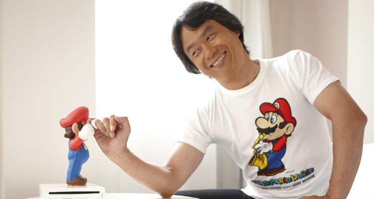 Nintendo shigeru miyamoto