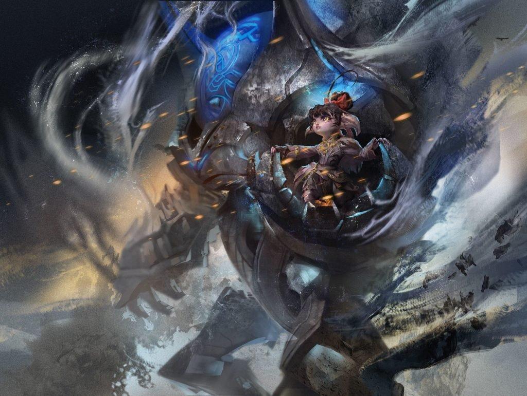 Guild Wars 2 Tami