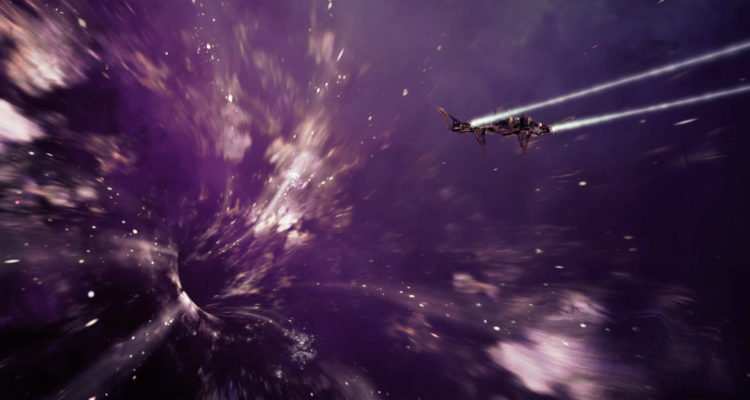 EVE: Valkyrie Wormhole