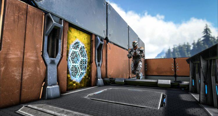 Ark: Survival Evolved TEK structures