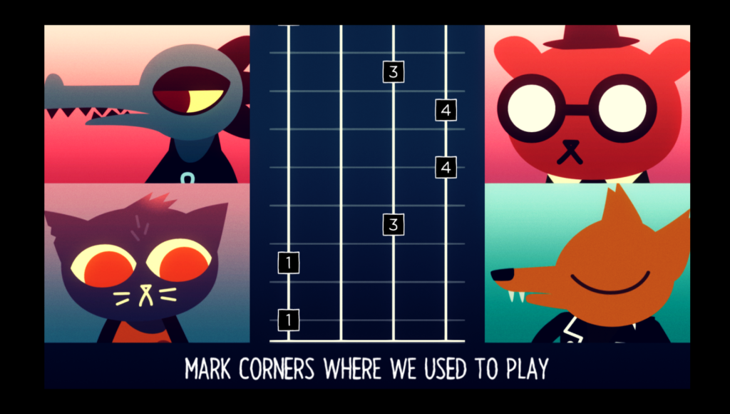 night in the woods rhythm game