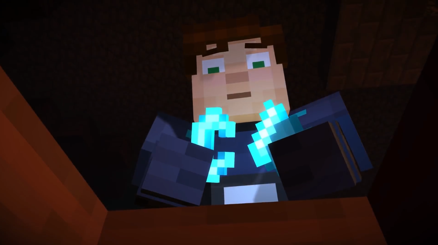 minecraft: story mode episode-5