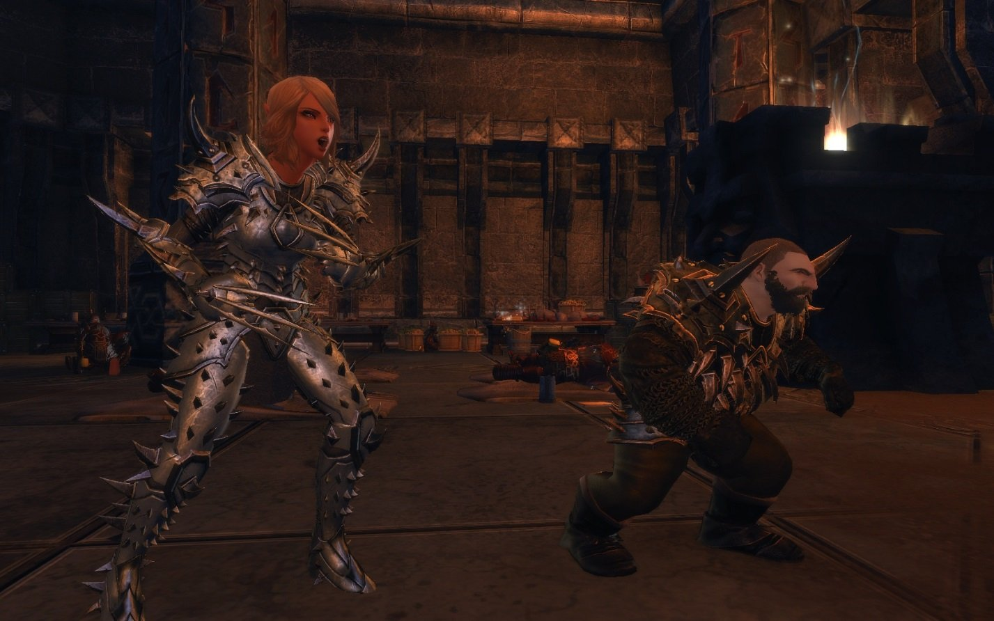 Neverwinter: The Maze Engine