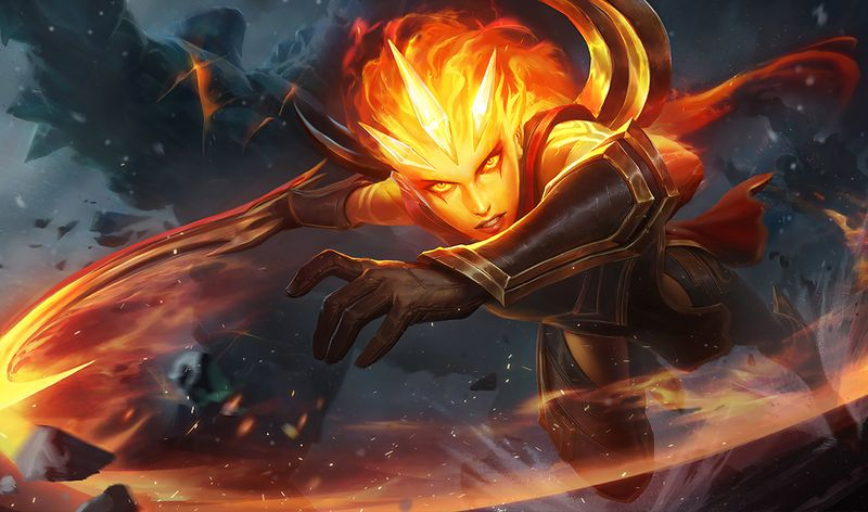 League of Legends, Infernal Diana