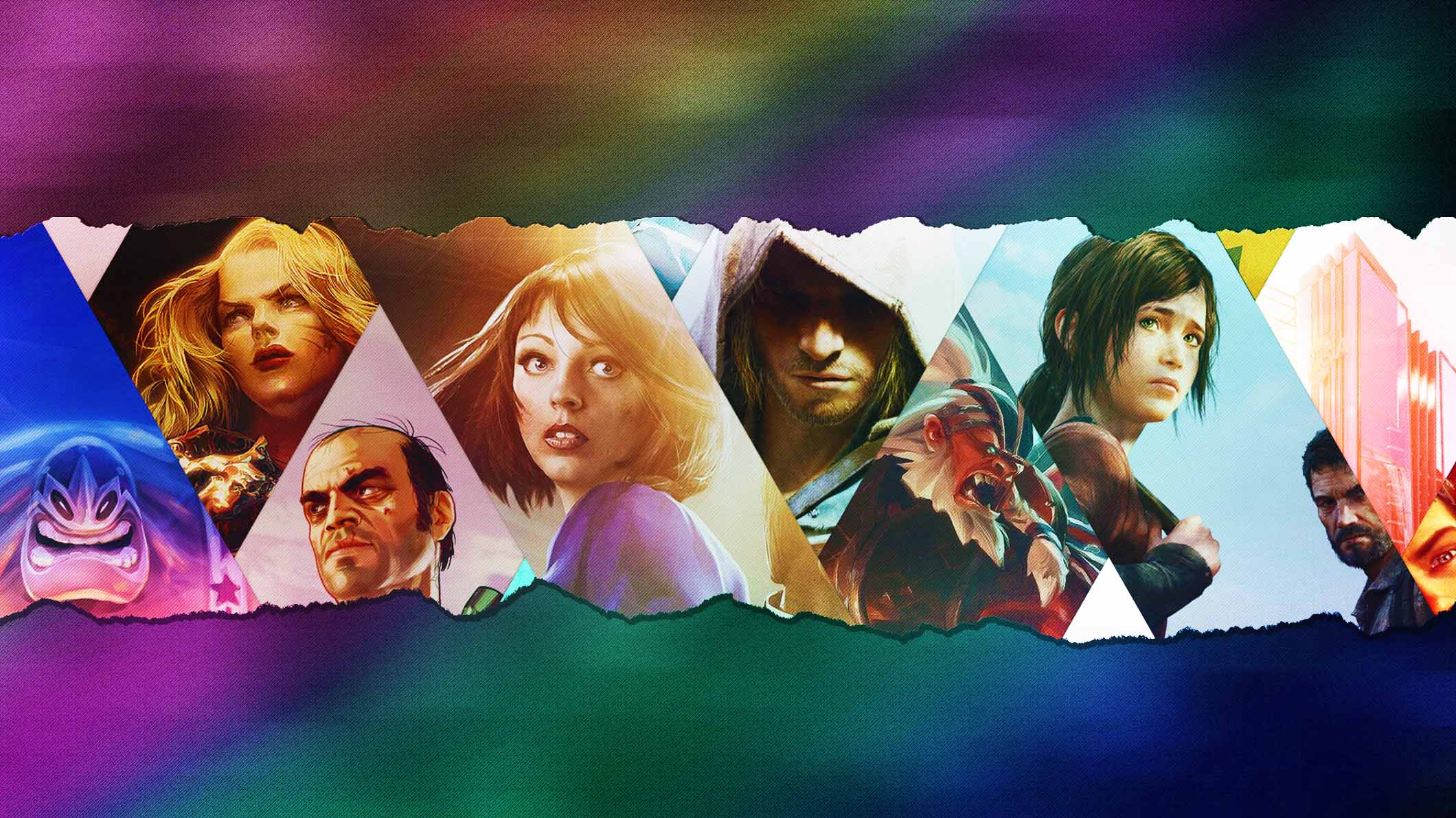 Games Of The Year 2013 Youtube Channel Art Gamespresso