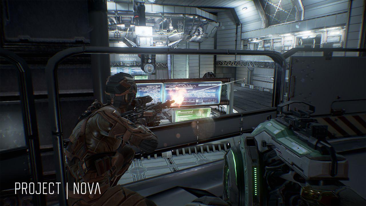 Project Nova Screenshot
