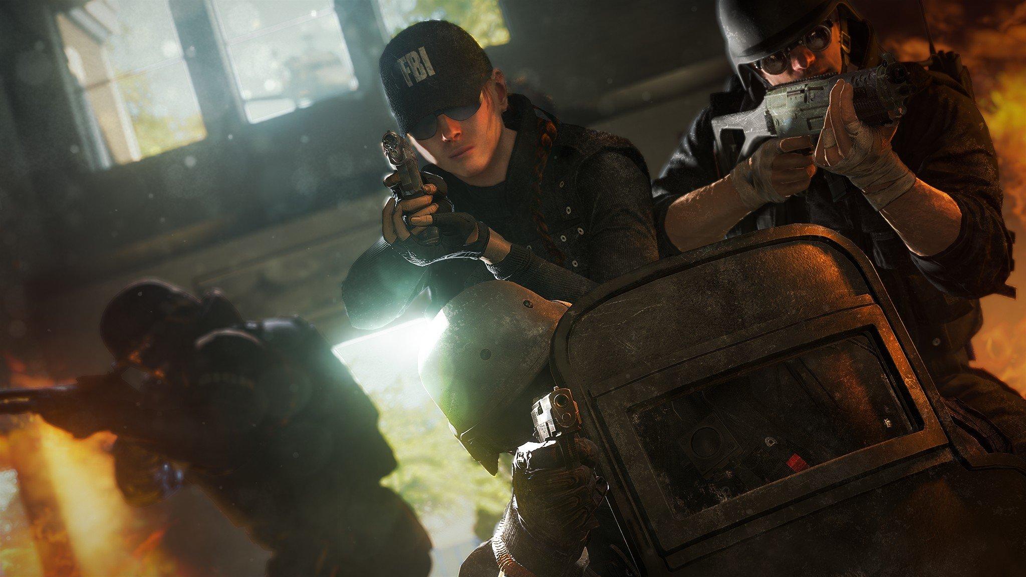 Tom Clancy S Rainbow Six Siege Review Gamespresso