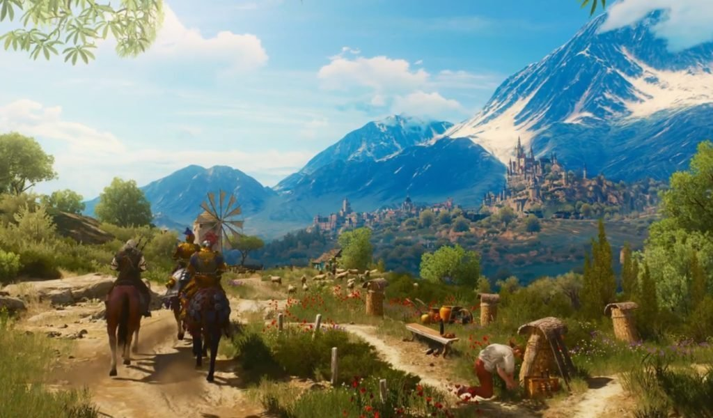 Witcher 3 Patch 1 22 Fixes Plenty Of Bugs Adds A New Art Shop