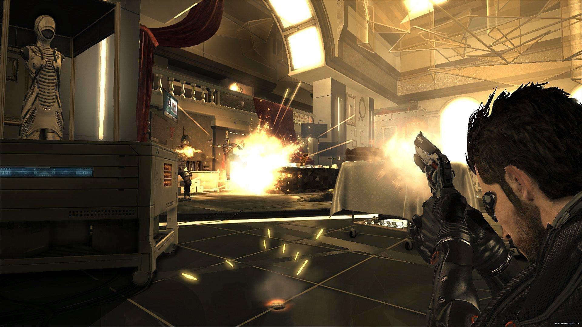 Xbox One Deus Ex